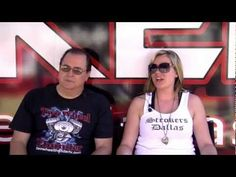 Lone Star Rally 2012 Two Wheel Thunder TV with Lena Fairless of Strokers...