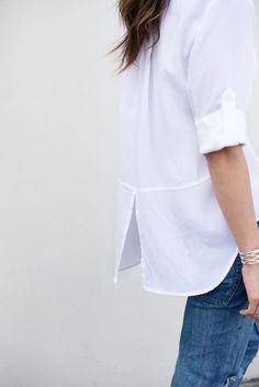 Like the basic shirt with a twist
