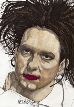 Robert Smith  Original Signed Paul by ExpeditionaryClub on Etsy