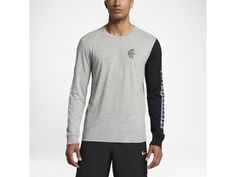 Nike Dry Men's Long Sleeve Basketball Top