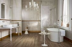 Uno spazio che appare sempre nuovo, dai mille colori o tenui tonalità. Con Marazzi differenti formati e tante soluzioni di pareti e pavimento per l'ambiente bagno! http://www.arredamento.it/marazzi-bagni.asp Vi piacciono? #bagno #arredamento #pavimenti #rivestimenti - Marazzi