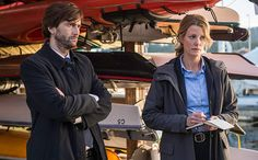 Gracepoint - listed on the Fall schedule for FOX ... a remake of the UK series Broadchurch, starring David Tennant, Jacki Weaver, Anna Gunn, Michael Peña and Nick Nolte.