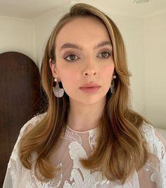 Jodie's stunning makeup look by Jodie Comer, Stunning Makeup, Kate Beckinsale, Celebrity Look, Actor Model, Celebs, Celebrities, Girl Crushes, Woman Crush