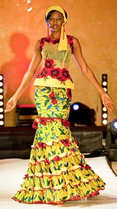 AFROPOLITAN ~African Prints, African women dresses, African fashion styles, african clothing