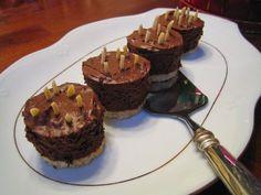 Suklaavaahtoleivokset