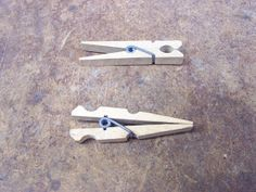Rouge River Workshop: Clothespin Clamps