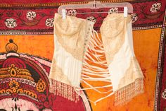 Burning Man Wedding - Brides Corset