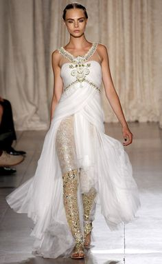 Marchesa - New York Fashion Week 2012