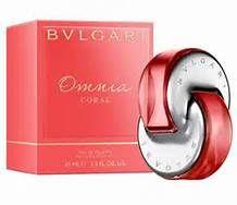 2346fceab4421 Omnia Coral Eau de Toilette by Bvlgari at Bergdorf Goodman. Landrucas ·  perfumes