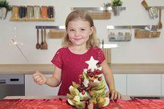Ilustrační foto ke článku Vánoční stromeček z ovoce: Skvělý zákusek na štědrovečerní stůl!