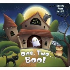 One, Two...Boo! - I have not read this yet