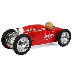 Baghera Mini Toy Roadster Car - Red hipkids.com.au