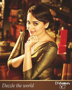 Bollywood, Tollywood & Más: Sonakshi Sinha Ddamas Rohan Shrestha photography Bollywood, Sonakshi Sinha, Sari, Princess, Amazing, Photography, Fashion, Actresses, Fotografie