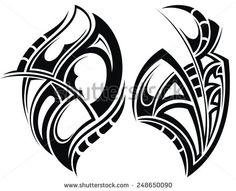 Tattoo design - stock vector
