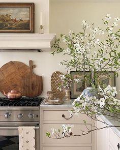 Kathy's Design Blog Kitchen Interior, Interior And Exterior, Timothy Green, Interior Decorating, Interior Design, Decoration, My Dream Home, Interior Inspiration, Design Inspiration