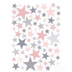 vinilo-estrellas-rosas-y-grises-niña-minimoi