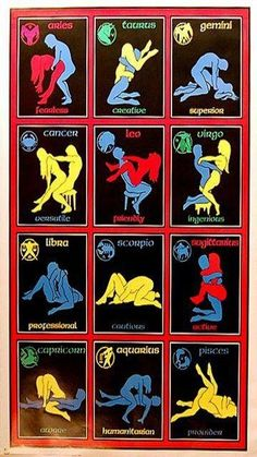pictures of all zodiac signs | All Photos Lovers: funny zodiac signs | Astrology