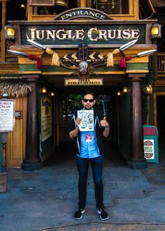 and get a Jungle Cruise map. 18 Tips And Hacks To Make Your Day At Disneyland Better Disney Planning, Disney Tips, Disney Love, Disney Magic, Disney Parks, Walt Disney World, Disney Stuff, Disney College, Disney Ideas