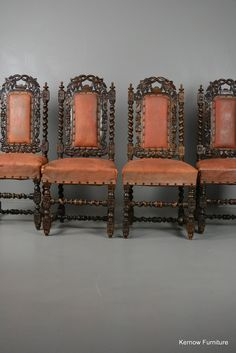 Browse our wide range of dining chairs to find the perfect style for your home. Find a variety of vintage, retro and antique dining chairs. Antique Dining Chairs, Antique Furniture, Cornwall, Carving, Retro, Antiques, Vintage, Home Decor, Antiquities