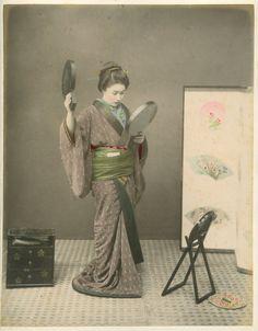 Vintage Gueisha