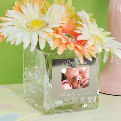 babtism centerpieces | Baby Christening Centerpieces
