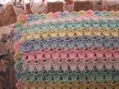 rose afghan pattern | 3D Rose Crocheted Afghan – DataEntryTherapy on HubPages