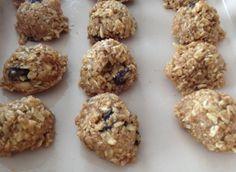 Toddler Food: No-Bake Peanut Butter Oat Bites (Amy Palanjian)