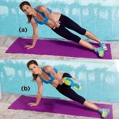 Jillian Michaels Workout: 4 Amazing Abs Exercises