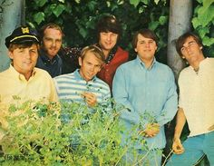 The Beach Boys - The Beach Boys Photo - Fanpop Carl Wilson, Dennis Wilson, The Beach Boys, I Love The Beach, Wilson Brothers, America Band, Mike Love, High School Memories, Boy Photos