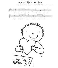 Lied voor Moederdag                                        Uit: Hopsasa in het rond' Dopido, Dokadi 2006 -2007: