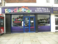 Kids club logo idea