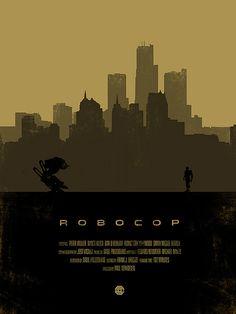 Robocop by Ibraheem Youssef, via Flickr
