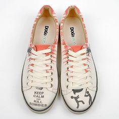 eu.Fab.com   Kill Zombies Shoes
