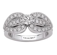 Bridal Chaumet | Joséphine bow ring