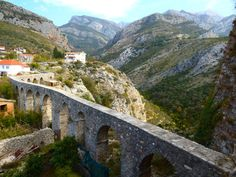 Stari Bar (Bar old town) in Montenegro - we had this historical site to ourselves Air Travel Tips, Travel Tips For Europe, Top Travel Destinations, Solo Travel, Us Travel, Old Bar, Small Group Tours, Day Tours, Montenegro