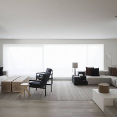DRD Apartment is a minimal apartment located in Knokke, Belgium, designed by Vincent Van Duysen.