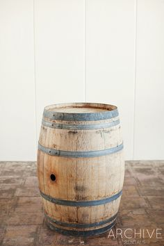 *French Oak Wine Barrel Archive Rentals