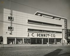 JCPenney Outlet store - Wellston, Missouri, 1930