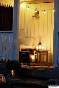 Styleroom.fi: pihavalo,ulkovalo,ulkovalaistus