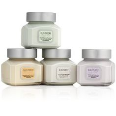 Laura Mercier Soufflé Body Cremes #skin #beauty #moisturizer ( creme brulee one <3 )