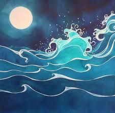Image result for drawings of waves