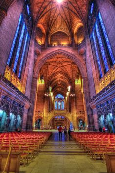 #liverpool #cathedral #colors #colorful #church
