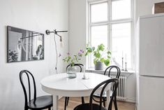 my scandinavian home: Beautiful small space inspiration - Swedish style!