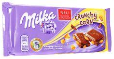 Milka Crunchy Corn