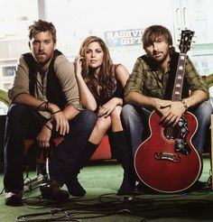 Lady Antebellum = best country artist!