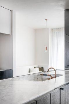 DB Gent, Ghent, 2016 - Frederic Kielemoes interieurarchitect