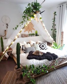 Bohemian Bedroom Decor And Bed Design Ideas bohemian party decor boho chic Gorgeous Home Bohemian Home Décor for Every Single Room