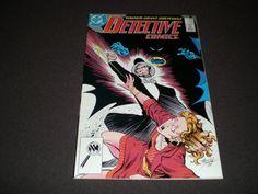 Batman comics DC Detective Comics 592 DC Comics 1988 by HeroesRealm on Etsy $4.75 @https://www.etsy.com/shop/HeroesRealm