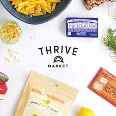 Earn up to 2,500 Swagbucks (that's worth a free $25 gift card) when you shop Thrive Market, shopping club w/ healthy options  http://freebies4mom.com/thrive