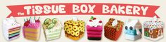 Give to the community by crocheting tissue boxes so they can be sold with all proceeds going to charity